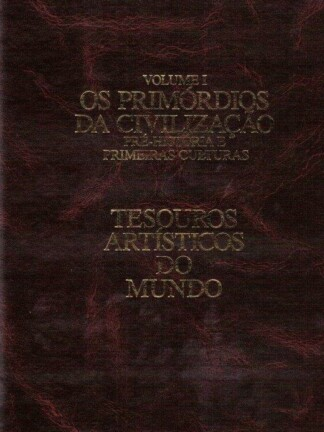 Tesouros Artísticos do Mundo de Juan-Ramón Triadó Tur