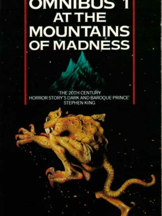 Omnibus 1 At The Mountains of Madness de H. P. Lovecraft