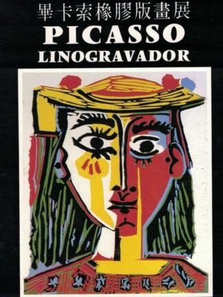 Picasso Linogravador de Danièle Bourgois