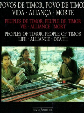 Povos de Timor de Henri Campanolo