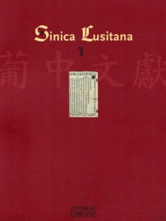 Sinica Lusitana 1 de Fundação Oriente