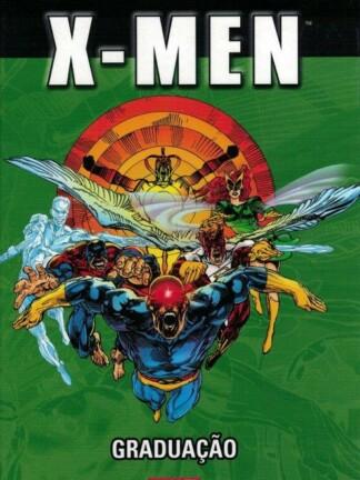 X-Men - Graduação de Roy Thomas