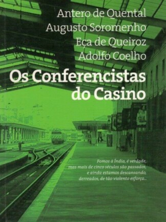 Os Conferencistas do Casino de Antero de Quental