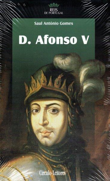 D. Afonso V. de Saul António Gomes