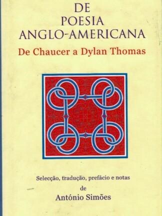 Antologia de Poesia Anglo-Americana de António Simões