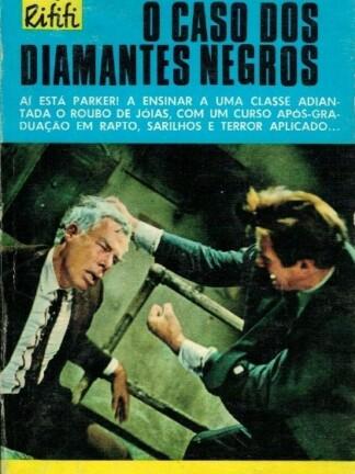 O Caso dos Diamantes Negros de Richard Stark