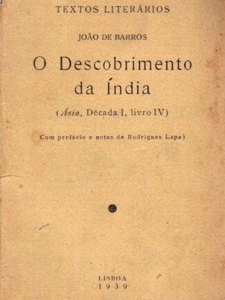 O Descobrimento da Índia de João de Barros