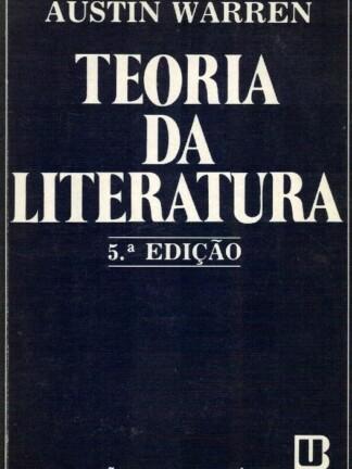 Teoria da Literatura de René Wellek