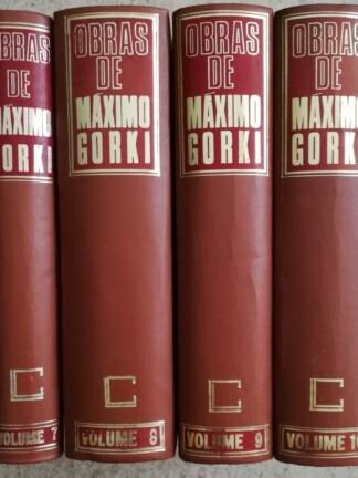 Vida de Clim Samgine de Máximo Gorki