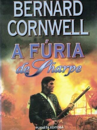 A Fúria de Sharpe de Bernard Cornwell