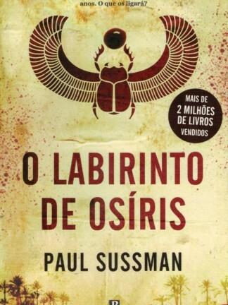 O Labirinto de Osíris de Paul Sussman