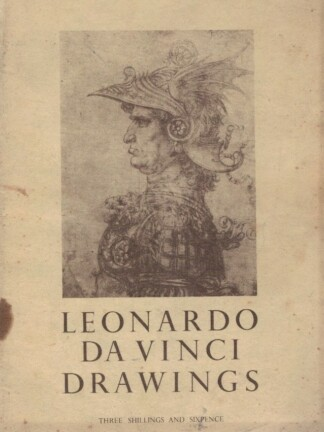 Leonardo da Vinci drawings: Quincentenary exhibition 1452-1952