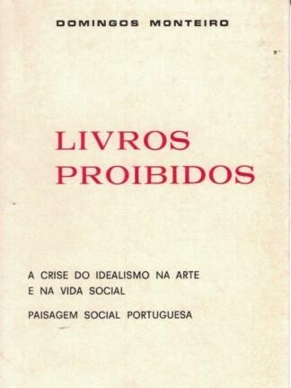 Livros Proibidos de Domingos Monteiro
