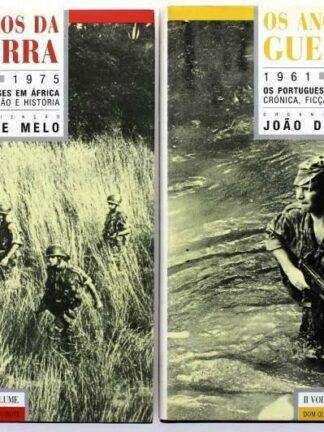 Os Anos da Guerra de João de Melo