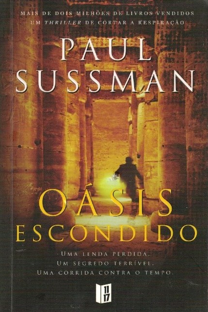 Oásis Escondido de Paul Sussman