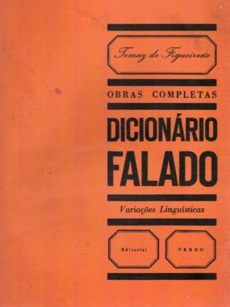 Dicionário Completo de Tomaz de Figueiredo