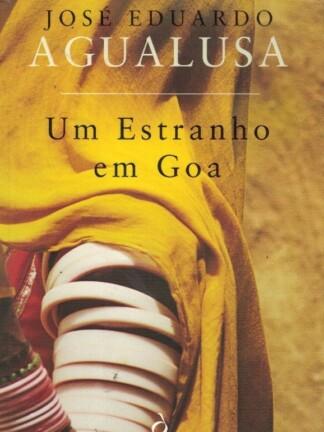 Um Estranho em Goa de José Eduardo Agualusa