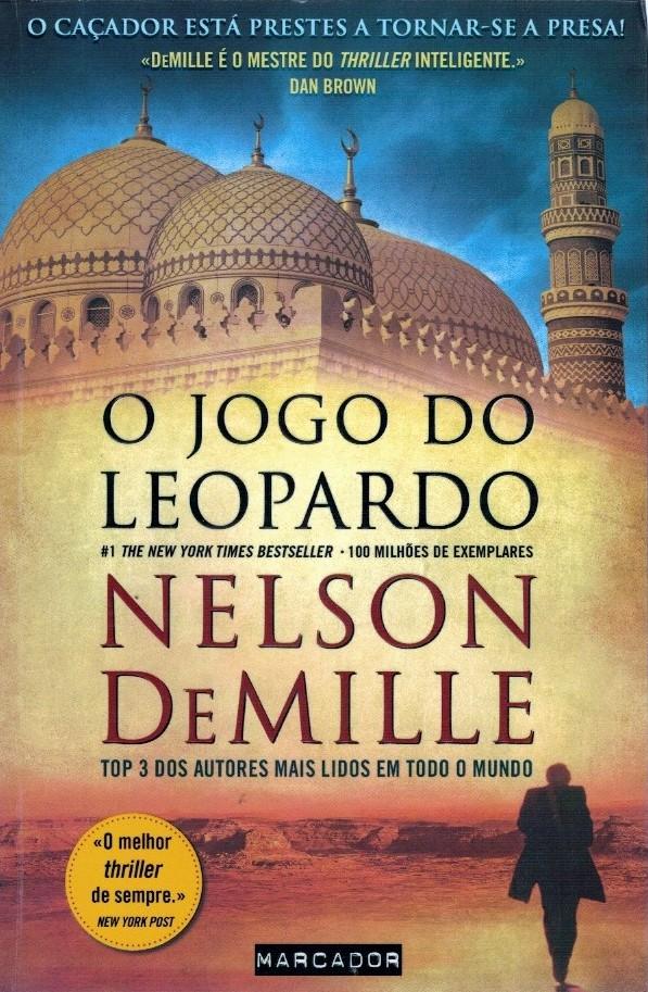 O Jogo do Leopardo de Nelson DeMille