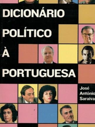 Dicionário Político à Portuguesa de José António Saraiva