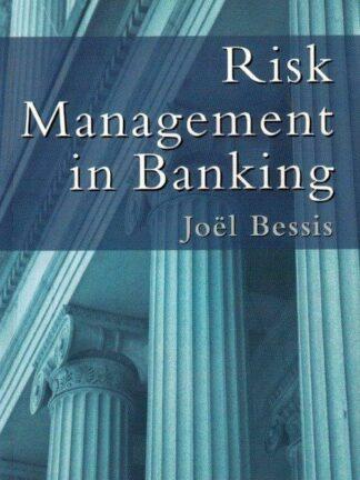 Risk Management in Banking de Joel Bessis