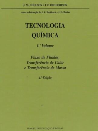 Tecnologia Química de J. M. Coulson