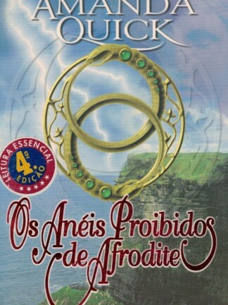 Os Anéis Proibidos de Afrodite de Amanda Quick