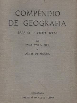 Compêndio de Geografia de Evaristo Vieira