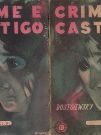 Crime e Castigo de Fédor Dostoievski