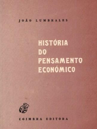 História do Pensamento Económico de João Lumbrales