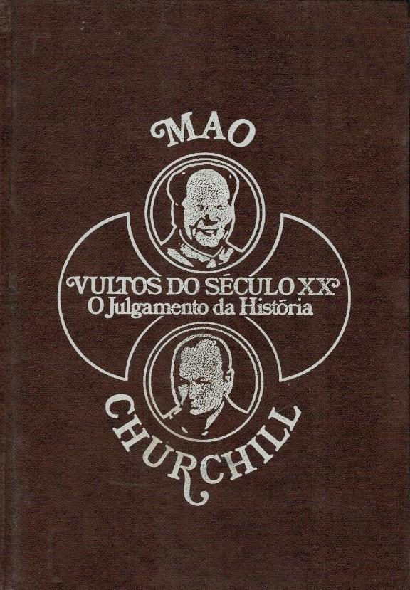 Vultos do Século XX: Mao | Churchill de Enzo Orlandi