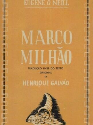 Marco Milhão de Eugene O'Neill
