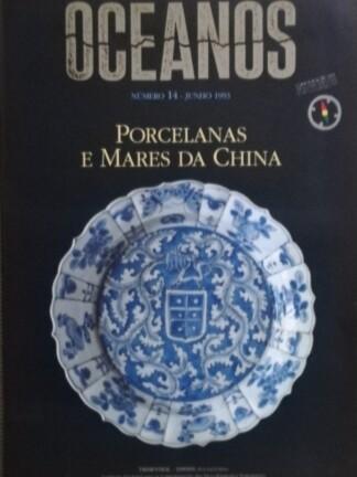Porcelanas e Mares da China de Vasco Graça Moura