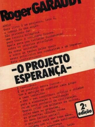 O Projecto-Esperança de Roger Garaudy