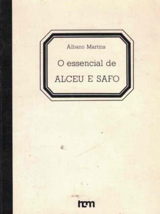O Essencial de Alceu e Safo de Albano Martins