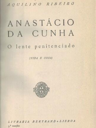 Anastácio da Cunha de Aquilino Ribeiro