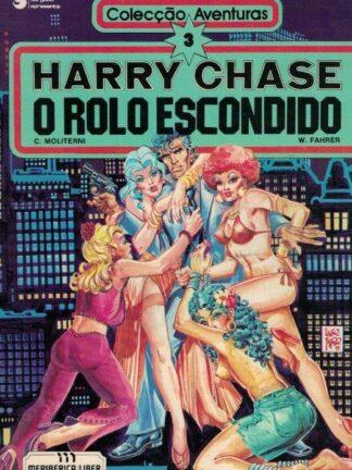 Harry Chase: O Rolo Escondido de C. Moliterni