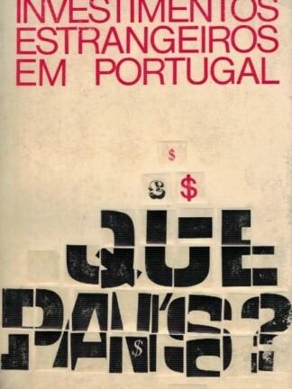 Investimento Estrangeiro em Portugal de Luís Salgado de Matos