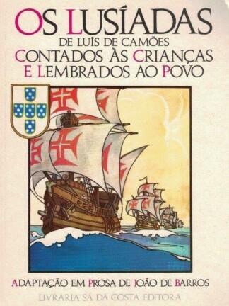 Os Lusíadas de Luís de Camões de João de Barros