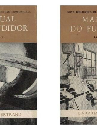 Manual do Fundidor de Armando Cardoso