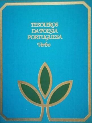 Tesouros da Poesia Portuguesa de António Manuel Couto Viana