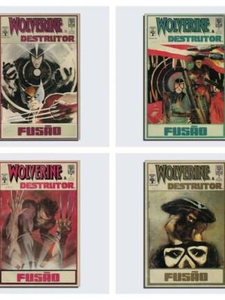 Wolverine & Destrutor: Fusão de Walter Simonson