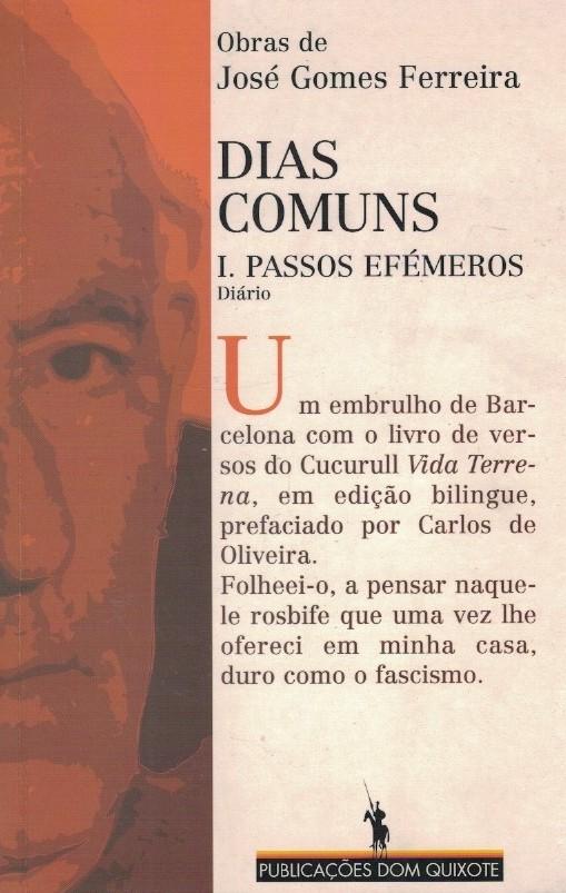 Dias Comuns I