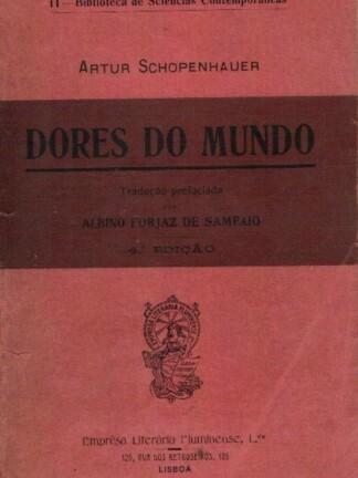 Dores do Mundo de Artur Schopenhauer