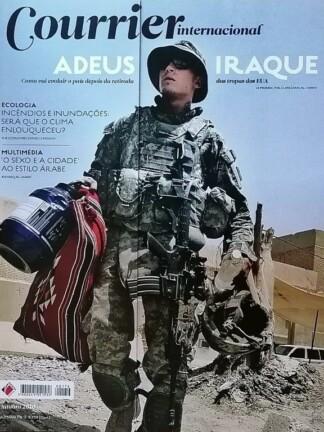 Adeus Iraque de Courrier Internacional