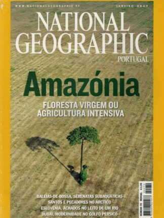 Amazónia de National Geographic