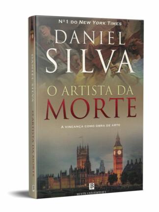 O Artista da Morte de Daniel Silva