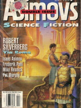 Asimov (April 1994) de Asimov's Science Fiction