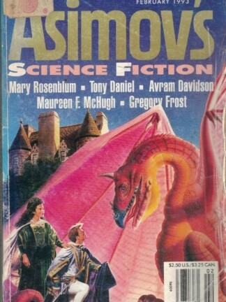 Asimov (February 1993) de Asimov's Science Fiction