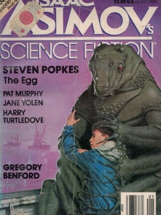 Asimov (January 1989) de Asimov's Science Fiction
