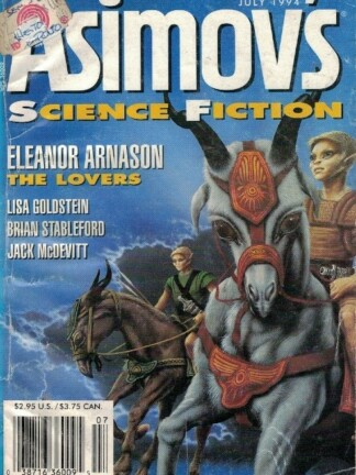 Asimov (July 1994) de Asimov's Science Fiction